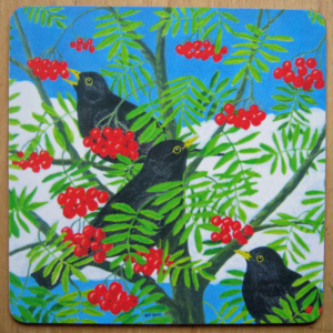 Blackbird Placemat